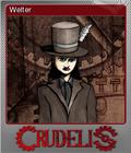 Crudelis Foil 5