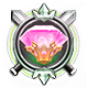Dungeon Defenders II Badge Foil