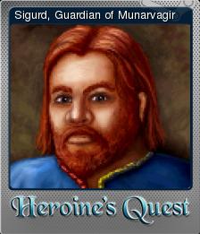 Heroines Quest The Herald of Ragnarok Foil 7