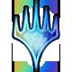 Magic 2014 Badge Foil
