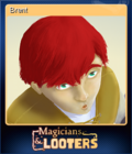 Magicians & Looters Card 5
