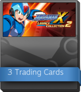 Mega Man X Legacy Collection 2 Booster Pack
