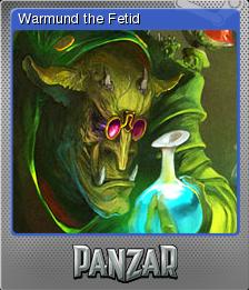Panzar Card 02 Foil