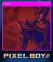 Pixel Boy Card 02