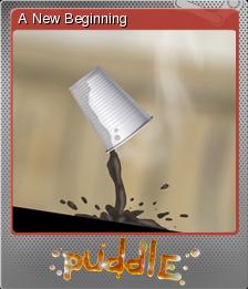 Puddle Foil 1
