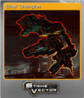 Strike Vector Foil 1
