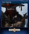 The Incredible Adventures of Van Helsing Card 1