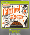 The Typing of the Dead Overkill Foil 01