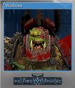Warhammer 40,000 Space Marine Foil 15