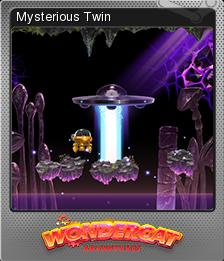 WonderCat Adventures Foil 5