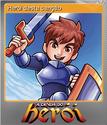 A Lenda do Herói Foil 1