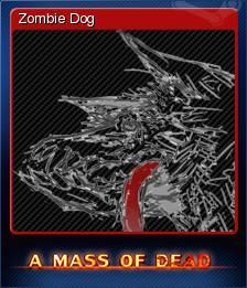A Mass of Dead Card 1
