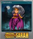 Amazing Princess Sarah Foil 11