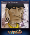 Aritana and the Harpys Feather Card 2