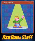 Axe, Bow & Staff Card 6
