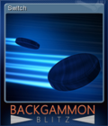 Backgammon Blitz Card 7