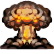 Chainsaw Warrior Emoticon nukebomb