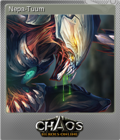 Chaos Heroes Online Foil 3