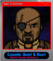 Cosmic Dust & Rust Foil 4