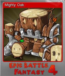 Epic Battle Fantasy 4 Foil 05