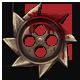 Freedom Fall Badge 1