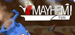 Mayhem Triple Logo