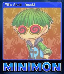 Minimon Card 2