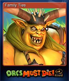 Orcs Must Die! 2 Card 1