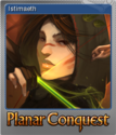 Planar Conquest Foil 12