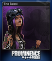 Prominence Poker Card 2