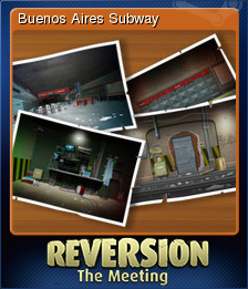 Reversion - The Meeting Card 7