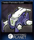 Shattered Planet Card 4