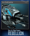 Sins of a Solar Empire Rebellion Card 7
