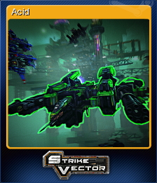 Strike Vector Card 5