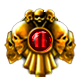 Warhammer 40,000 Dawn of War II Badge 5
