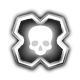 Warhammer 40,000 Space Marine Badge 2