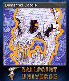 Ballpoint Universe Infinite Card 03