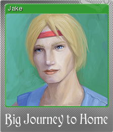 Big Journey to Home Foil 6