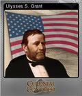 Colonial Conquest Foil 03