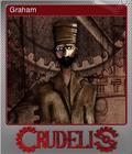 Crudelis Foil 2
