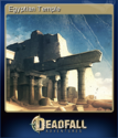 Deadfall Adventures Card 11