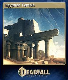 Deadfall Adventures Card 11