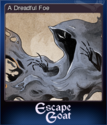 Escape Goat Card 4