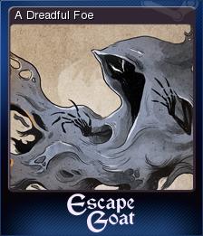 Escape Goat Card 4