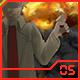 Metrocide Badge 5