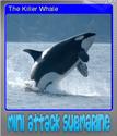 Mini Attack Submarine Foil 4