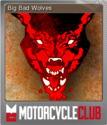 Motorcycle Club Foil 2