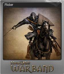 Mount & Blade Warband Foil 2