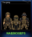 Neon Hardcorps Card 5