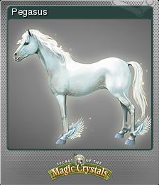 Secret of the Magic Crystals Foil 2
